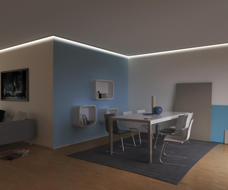Remates para techos escayolistas valencia - Luz indirecta escayola ...